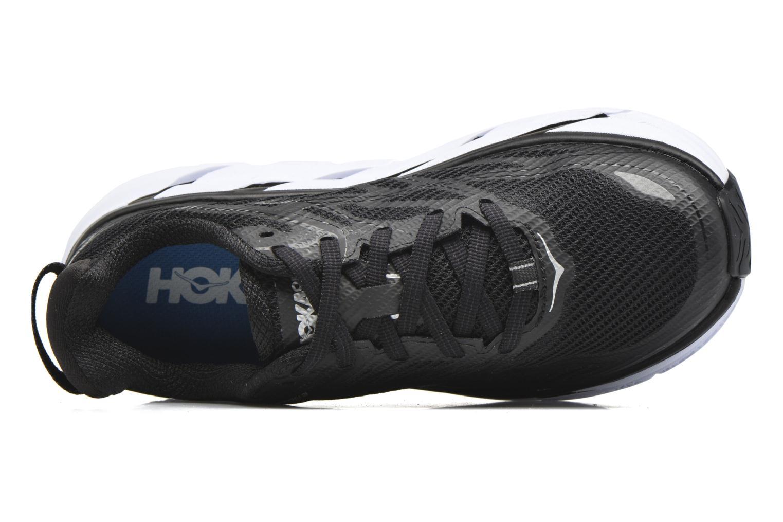 Chaussures de sport Hoka One One Clifton 3 W Noir vue gauche
