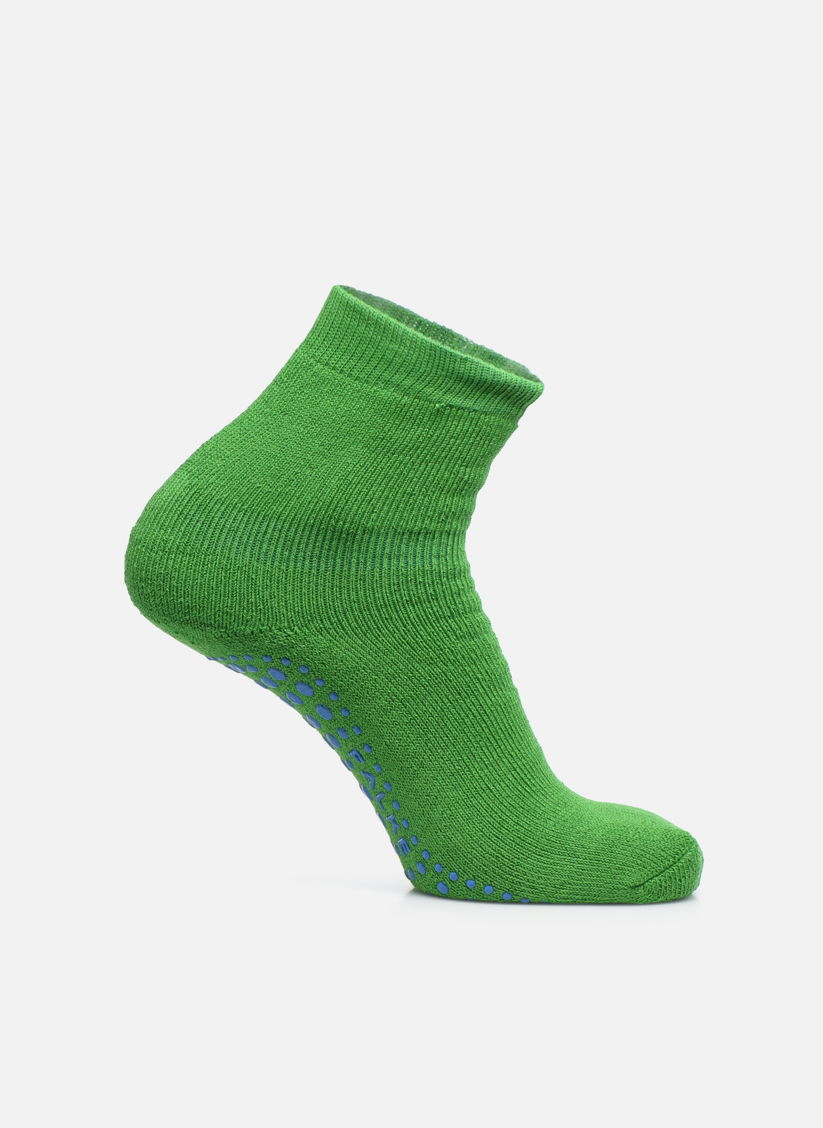 Socks & tights Falke Chaussons-chaussettes Catspads Green detailed view/ Pair view