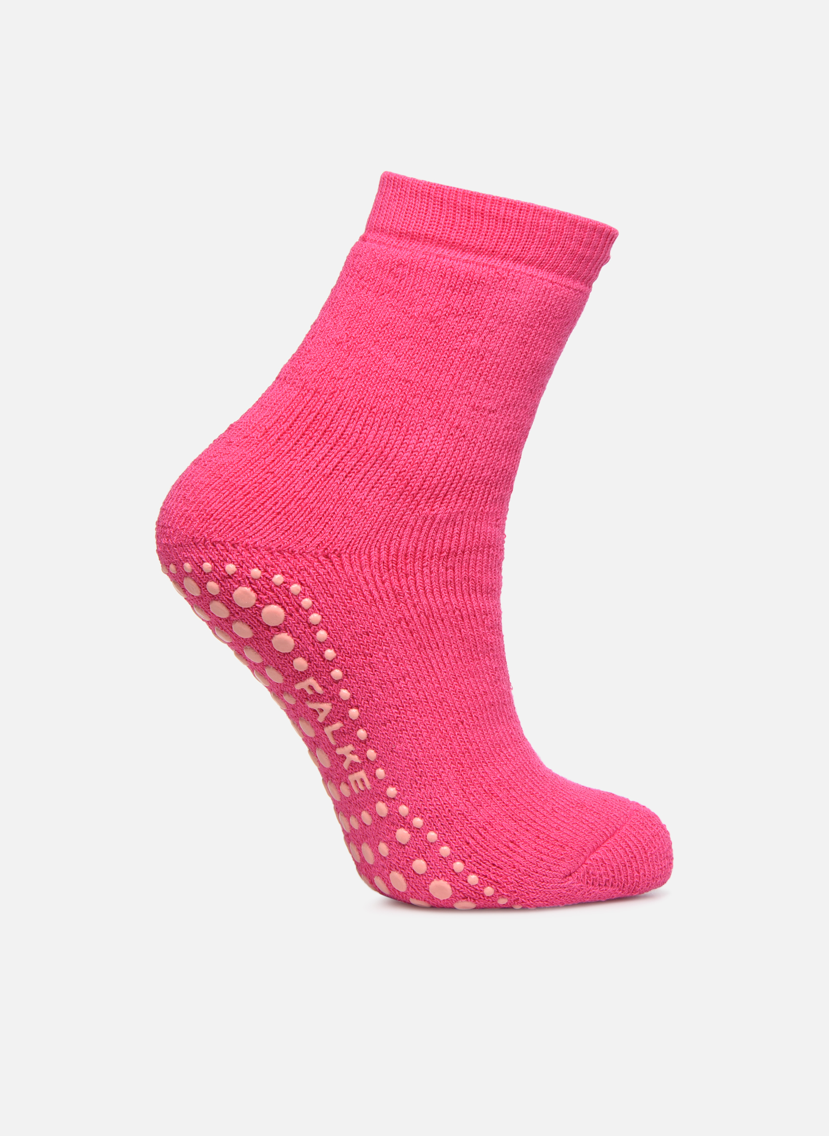 Medias y Calcetines Falke Chaussons-chaussettes Catspads Rosa vista de detalle / par