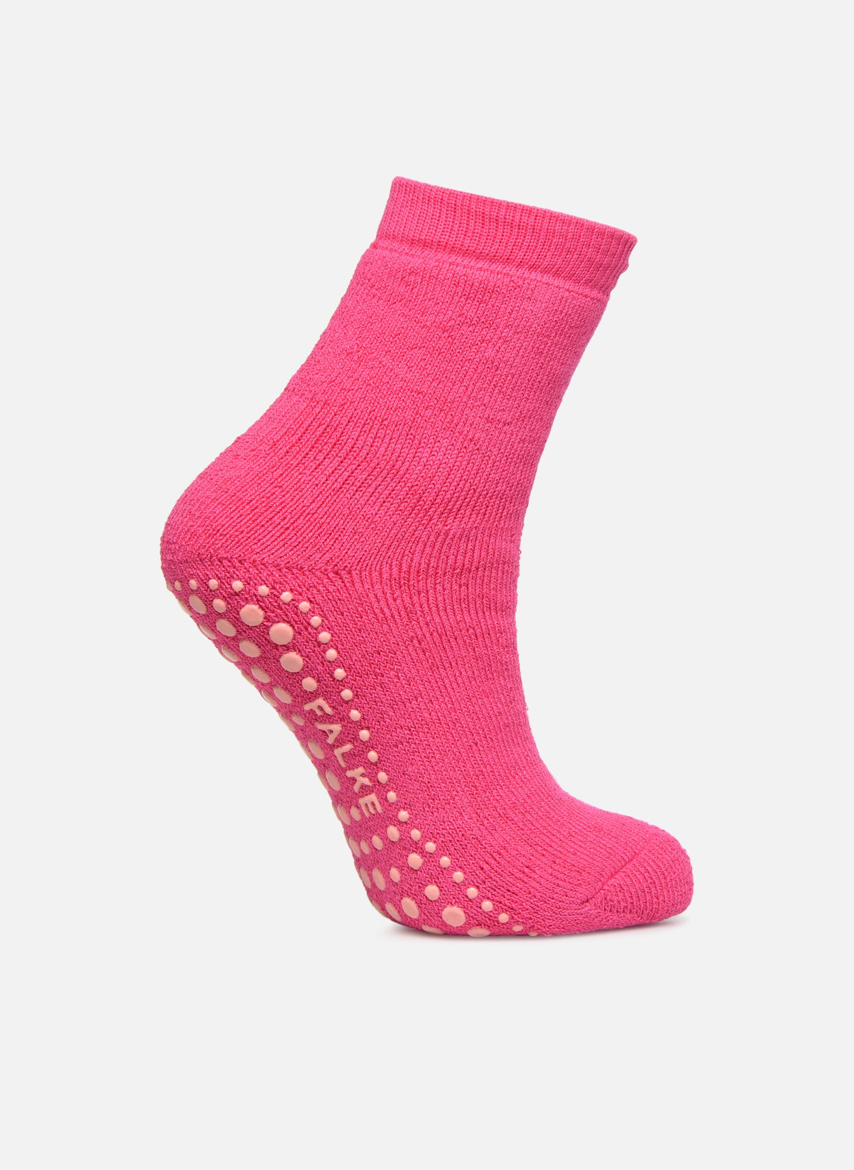 Socken & Strumpfhosen Falke Chaussons-chaussettes Catspads rosa detaillierte ansicht/modell