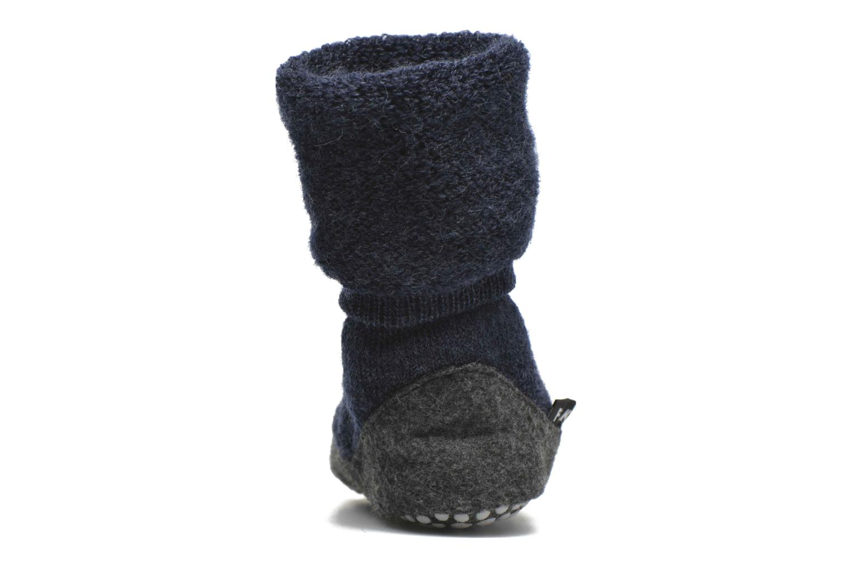 Calze e collant Falke Chaussons-chaussettes Cosyshoes Azzurro immagine destra