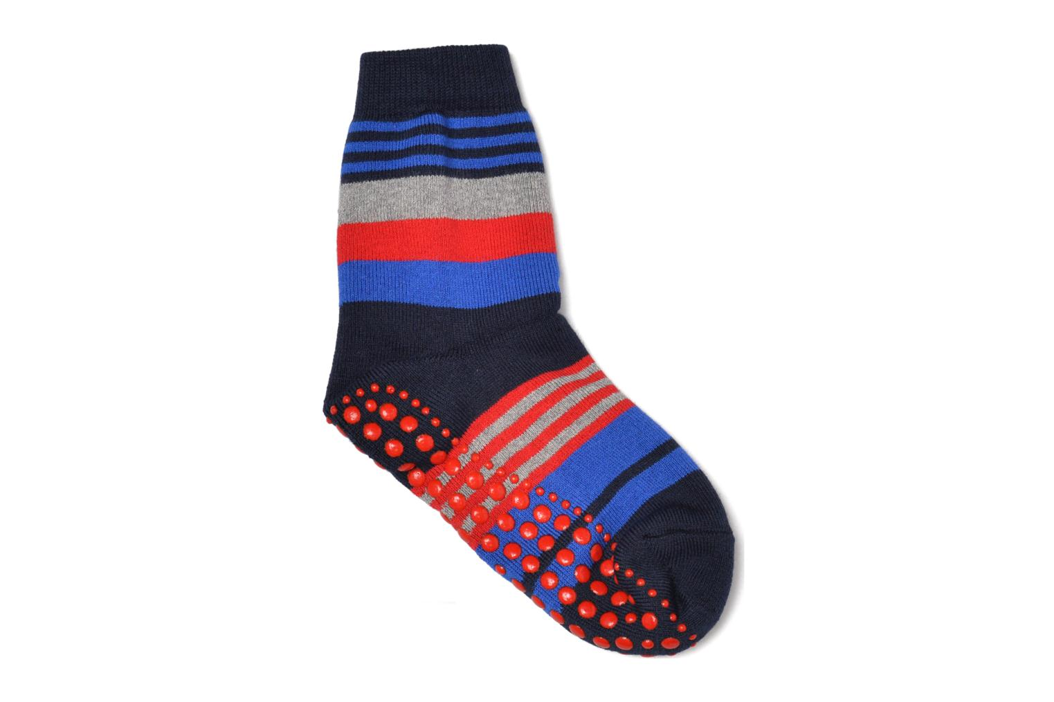 Socks & tights Falke Chaussons-chaussettes Irregular Stripe Catspads Multicolor detailed view/ Pair view