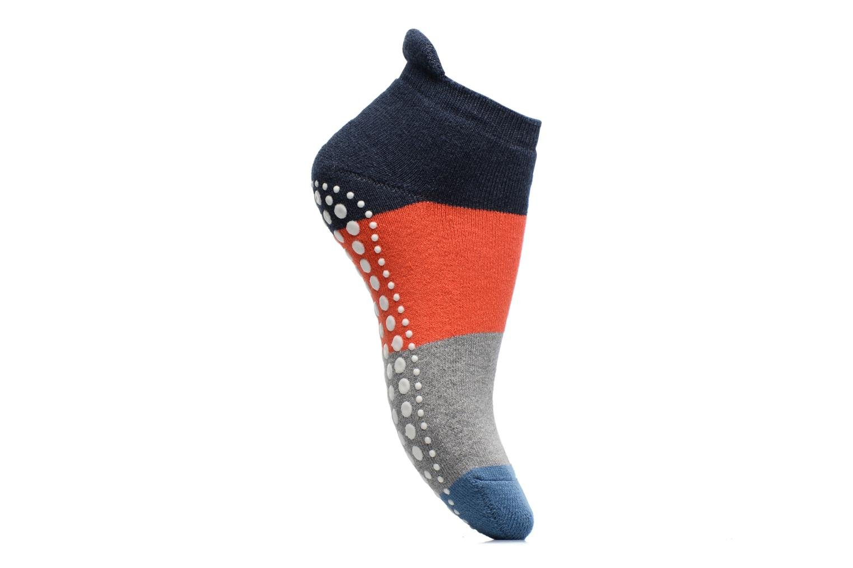 Chaussettes et collants Falke Chaussons-chaussettes Colour Block Catspads Multicolore vue détail/paire