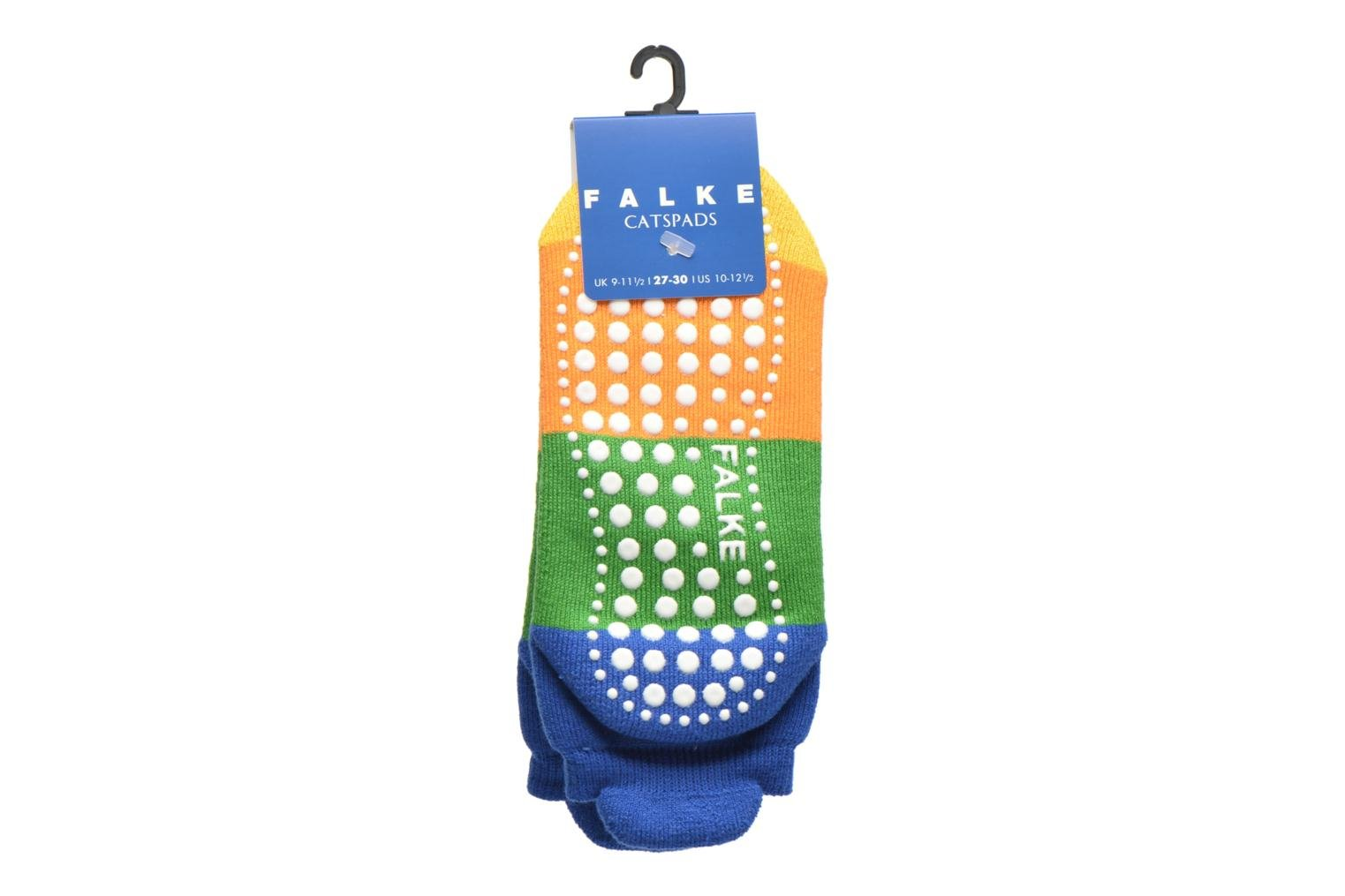 Chaussons-chaussettes Colour Block Catspads 6055