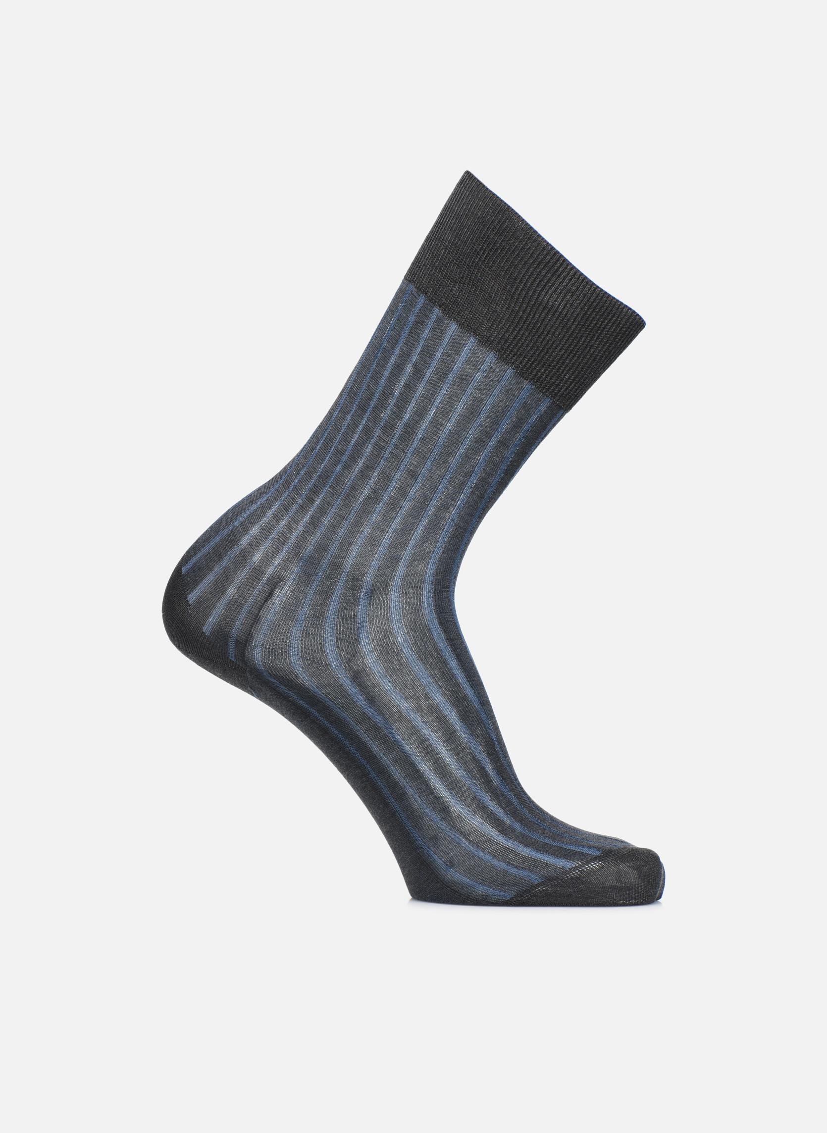 Sokken en panty's Falke Chaussettes Shadow Grijs detail