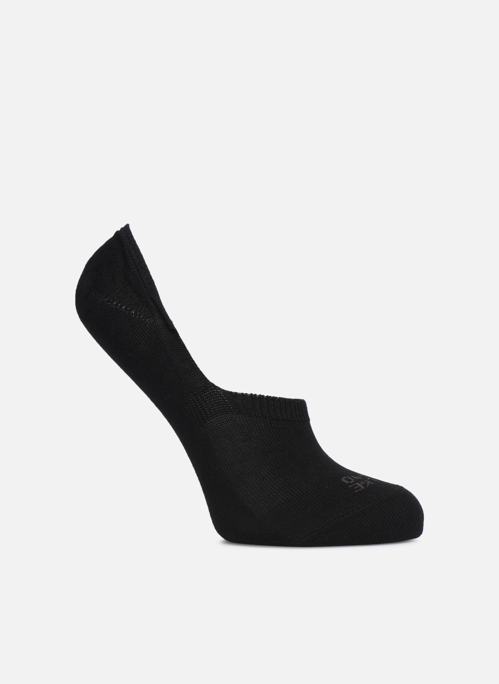 Socks & tights Falke Invisible Step In Black detailed view/ Pair view