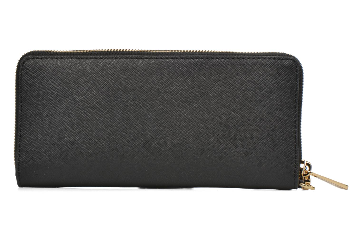 Travel Continental Portefeuille Black