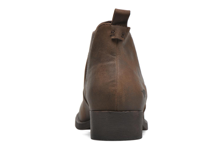 Bottines et boots Rocket Dog Castelo GM Marron vue droite