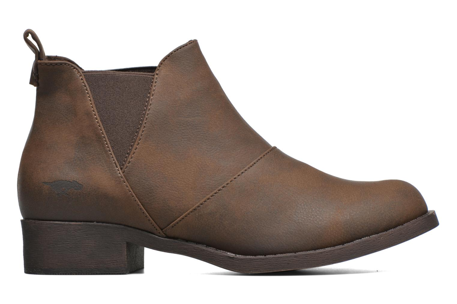 Ankle boots Rocket Dog Castelo GM Brown back view