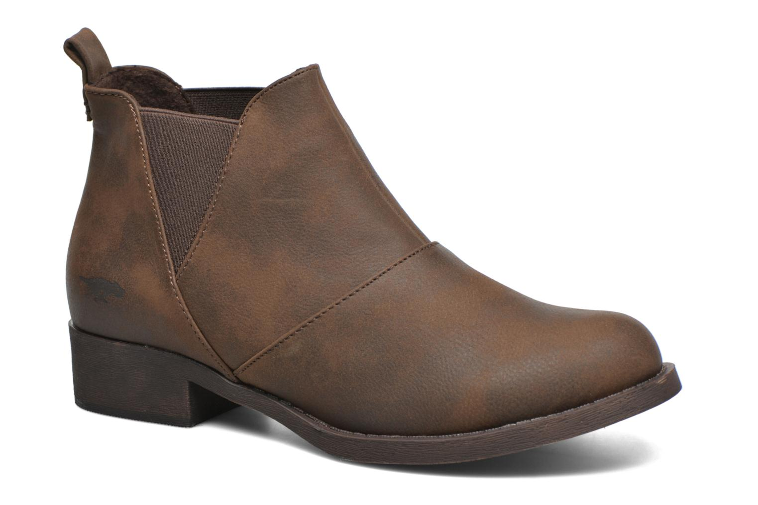 Ankle boots Rocket Dog Castelo GM Brown detailed view/ Pair view