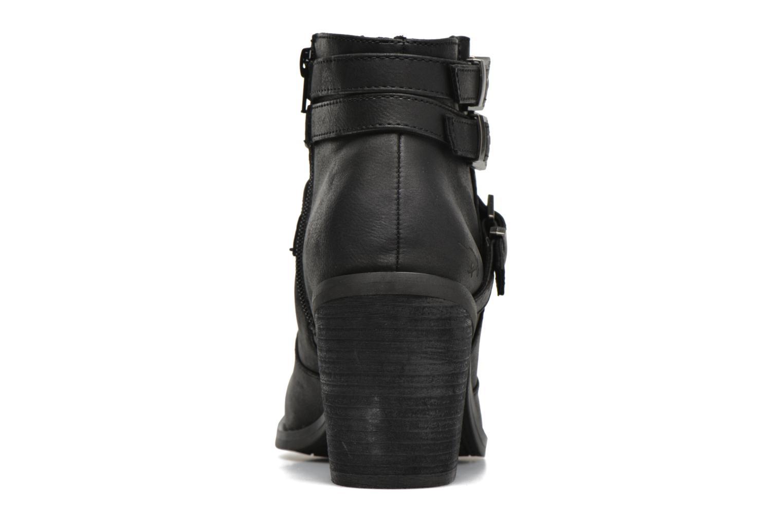 Boots en enkellaarsjes Rocket Dog Deon GM Zwart rechts
