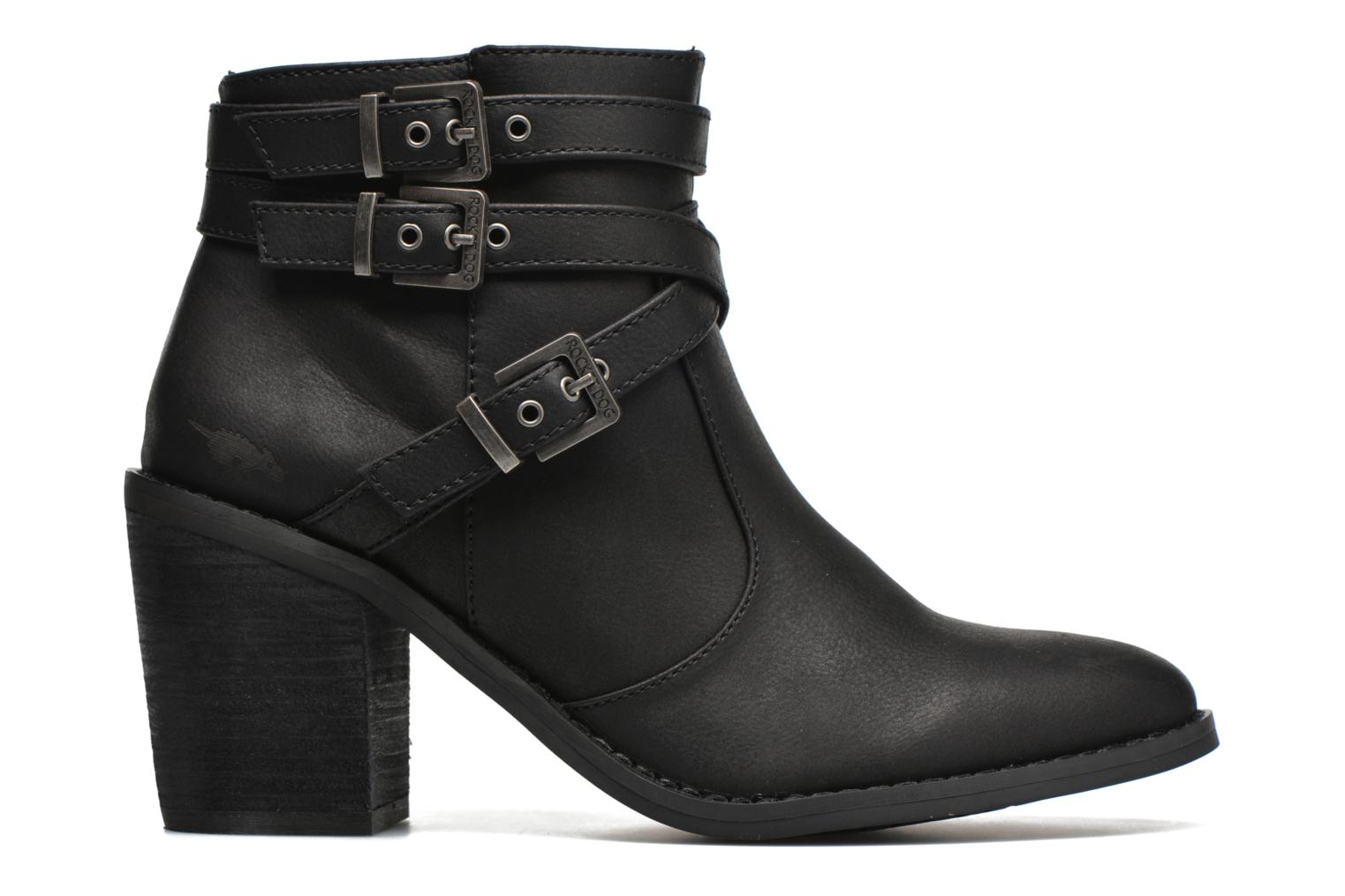 Ankle boots Rocket Dog Deon GM Black back view