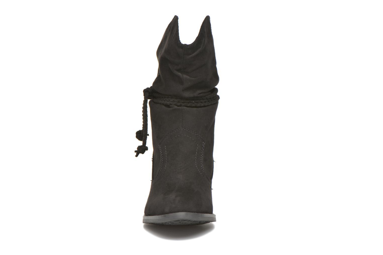 Bottes Rocket Dog Deputy CT Noir vue portées chaussures