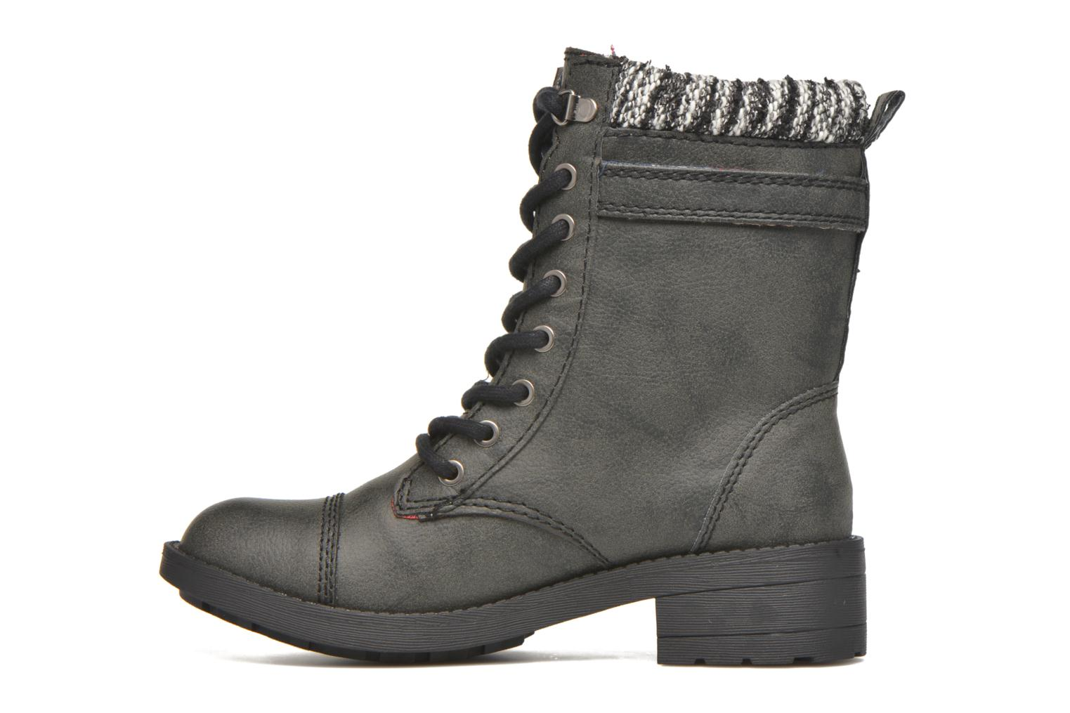 Bottines et boots Rocket Dog Thunder GB Gris vue face