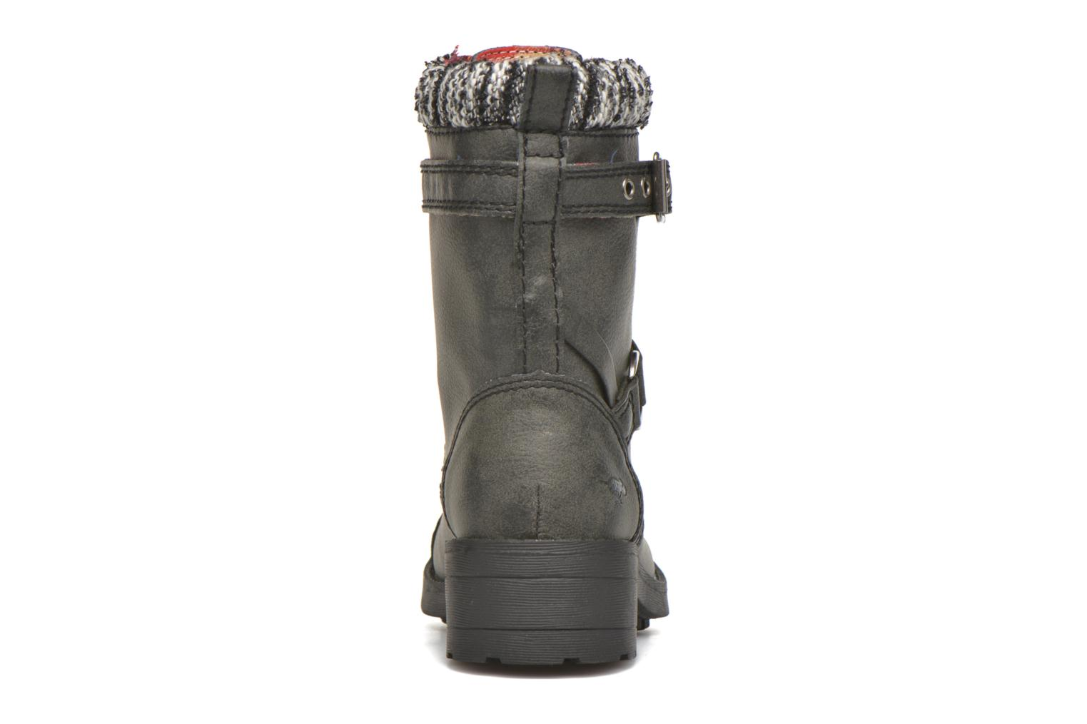 Bottines et boots Rocket Dog Thunder GB Gris vue droite