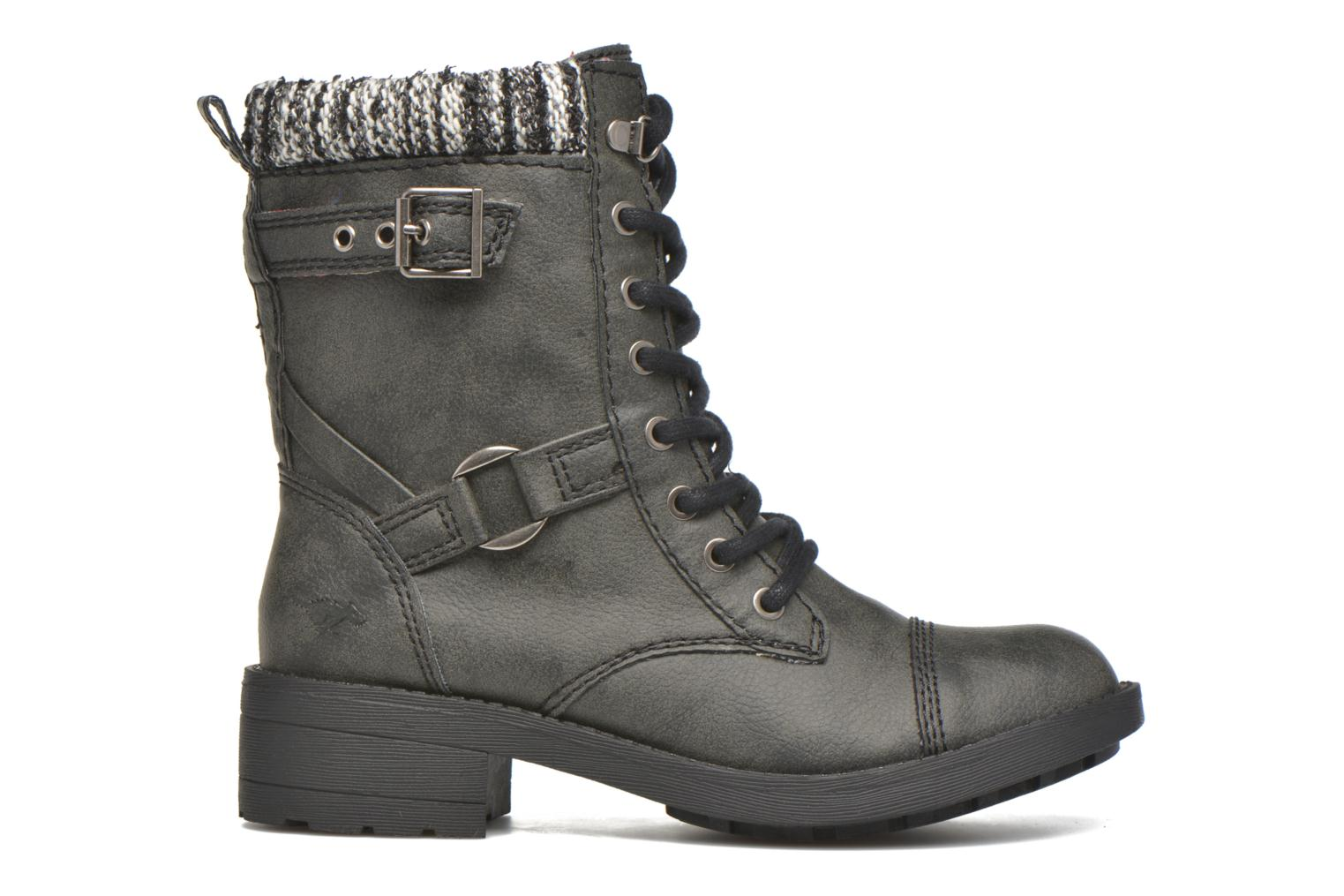 Ankle boots Rocket Dog Thunder GB Grey back view