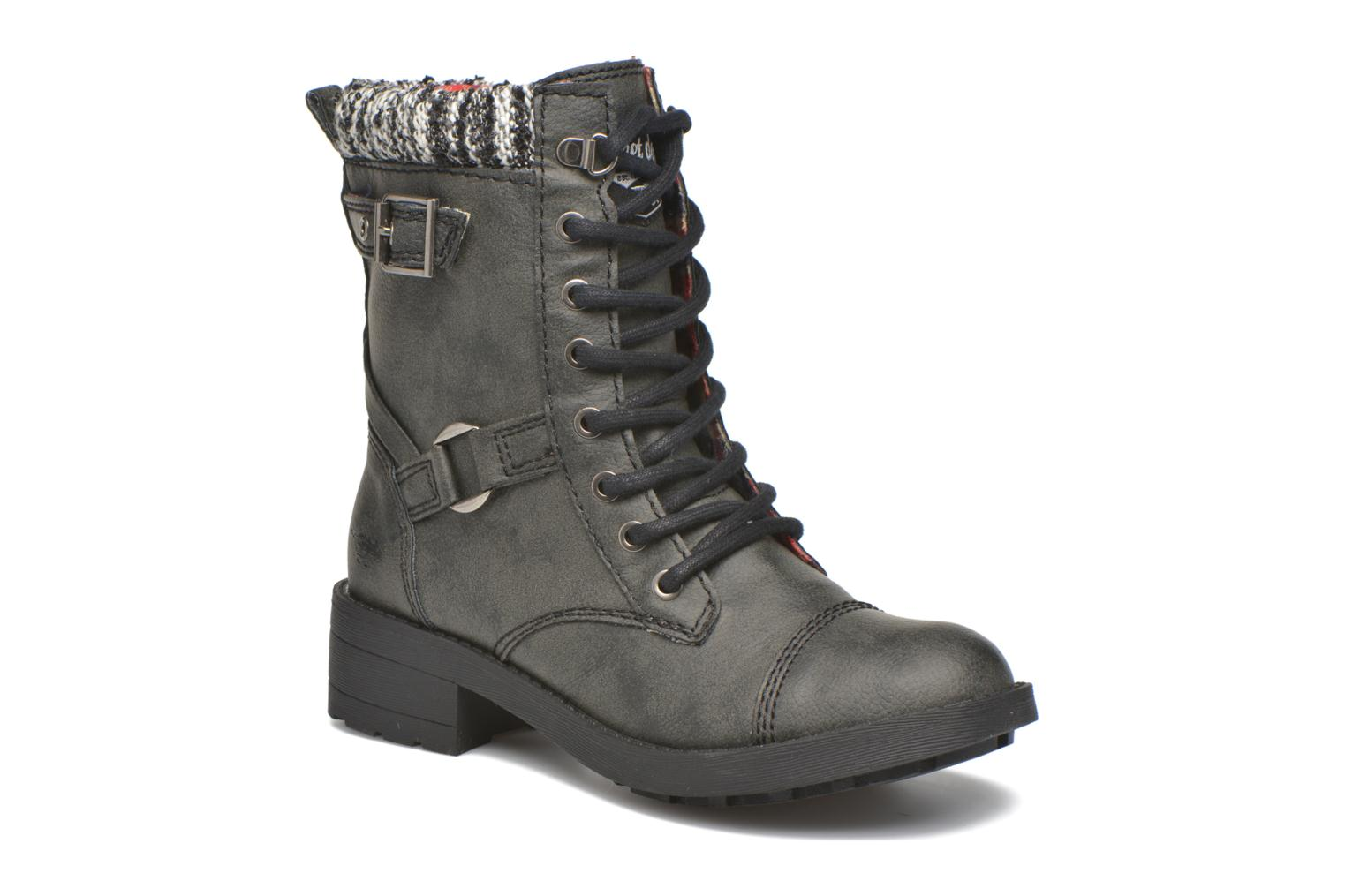 Ankle boots Rocket Dog Thunder GB Grey detailed view/ Pair view