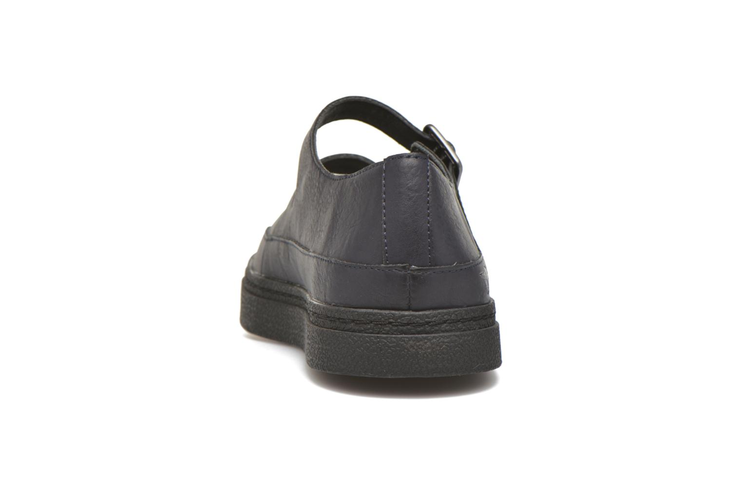 Ballet pumps Rocket Dog Vector WM Black view from the right