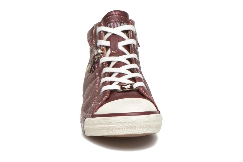 Sneakers Mustang shoes Leni Bordeaux model