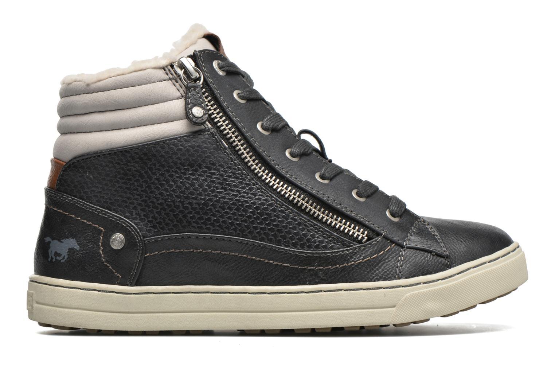 Sneakers Mustang shoes Mitzi Blauw achterkant