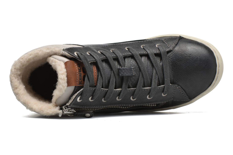 Sneakers Mustang shoes Mitzi Blauw links