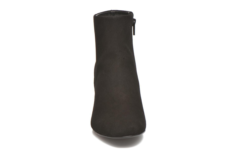 Bottines et boots Georgia Rose Divala Noir vue portées chaussures
