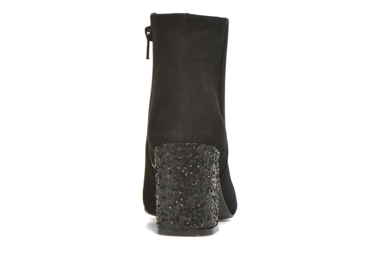 Bottines et boots Georgia Rose Divala Noir vue droite