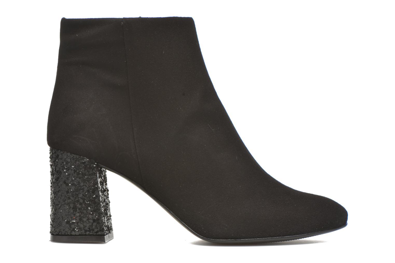 Bottines et boots Georgia Rose Divala Noir vue derrière
