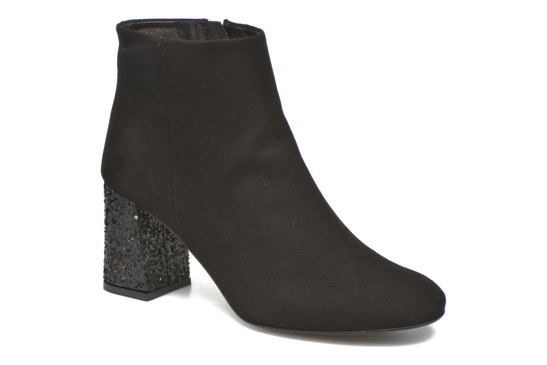 Bottines et boots Georgia Rose Divala Noir vue détail/paire