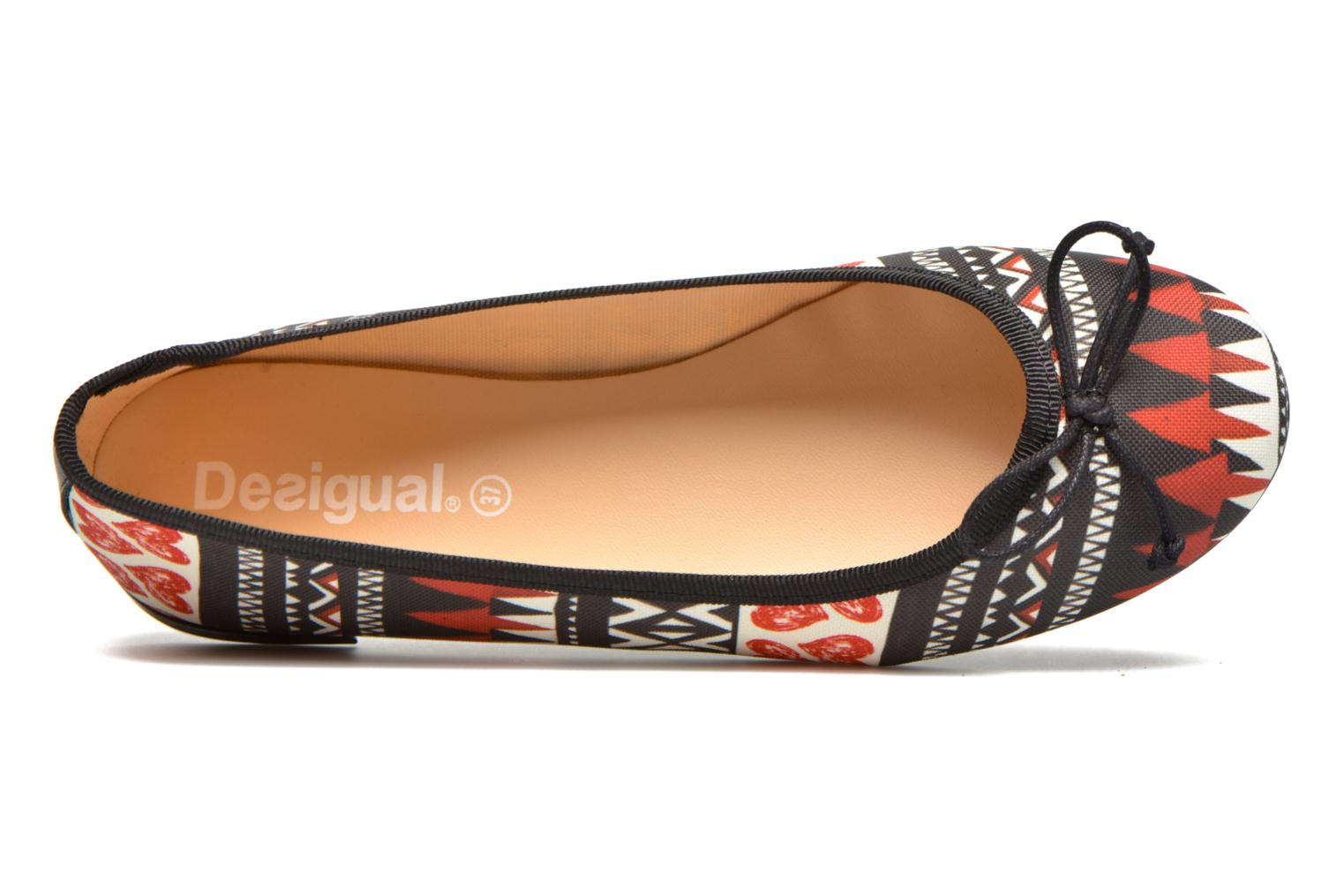Ballet pumps Desigual SHOES_MISSIA Multicolor view from the left