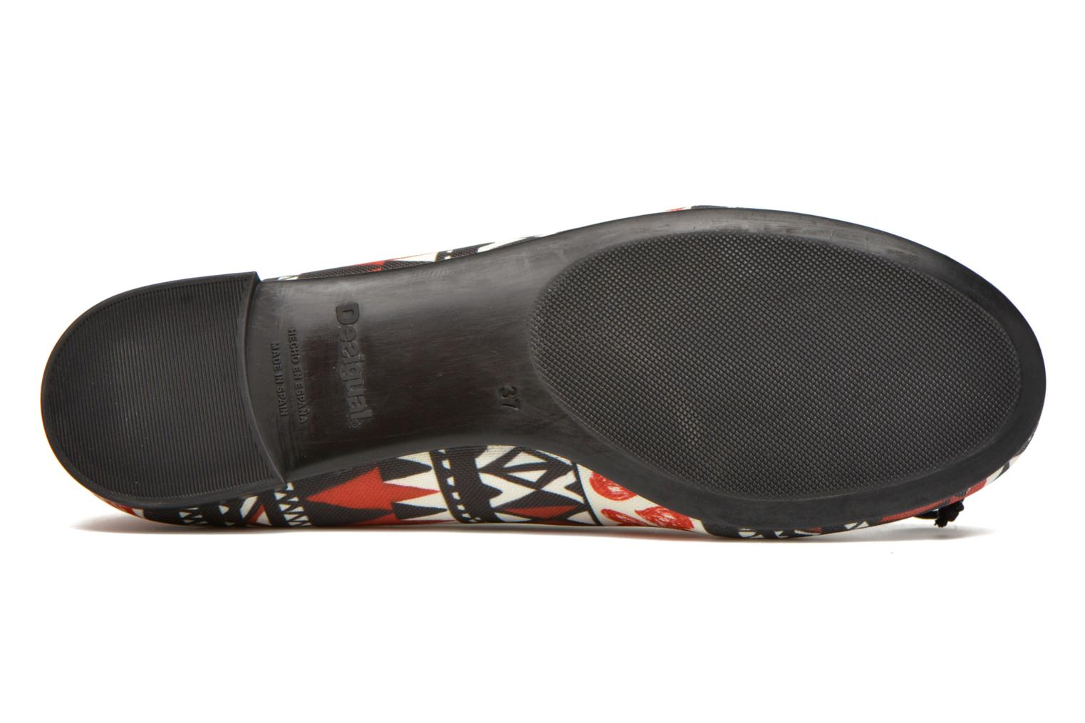 Ballet pumps Desigual SHOES_MISSIA Multicolor view from above