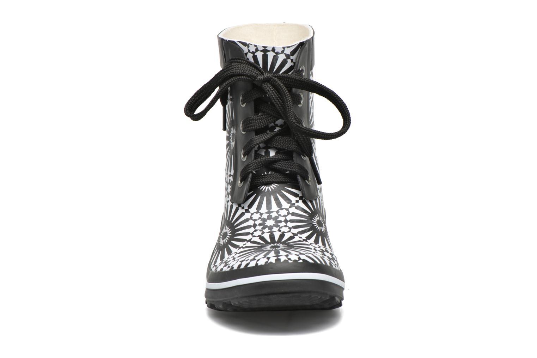 Bottines et boots Desigual SHOES_VALERY Noir vue portées chaussures