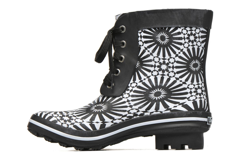 Bottines et boots Desigual SHOES_VALERY Noir vue face