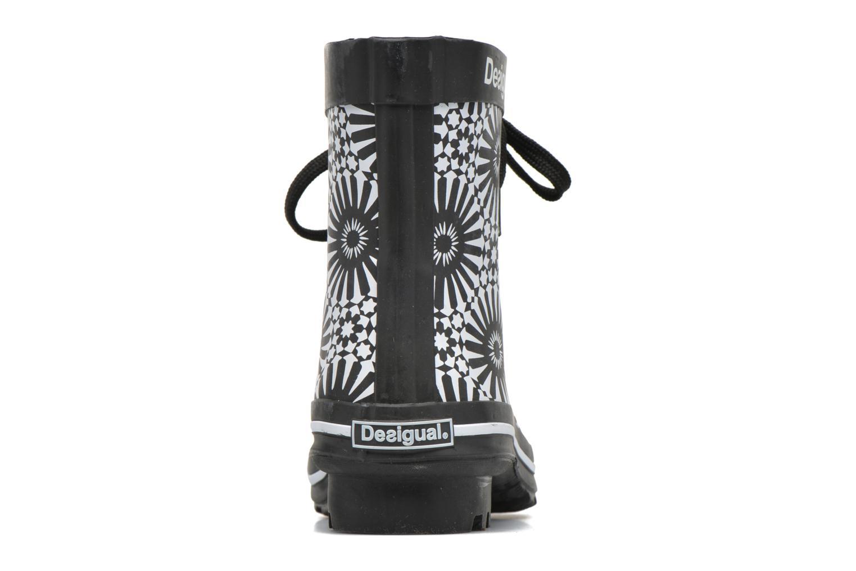 Bottines et boots Desigual SHOES_VALERY Noir vue droite