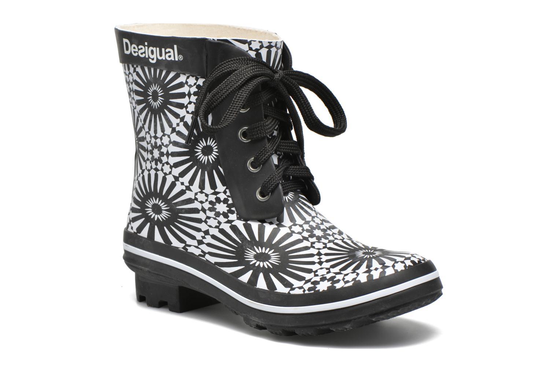 Bottines et boots Desigual SHOES_VALERY Noir vue détail/paire