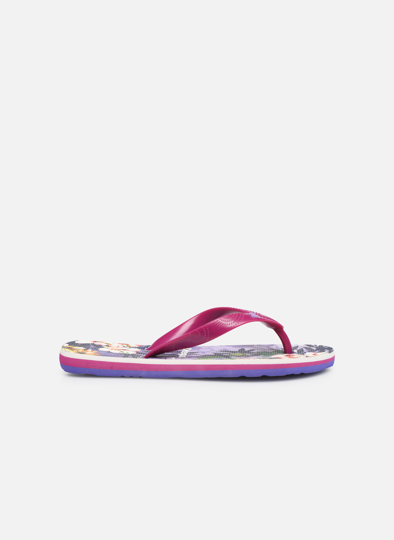 Tongs Desigual SHOES_FLIP FLOP Multicolore vue derrière