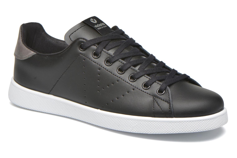 Deportivo Basket Piel M Negro (leather)