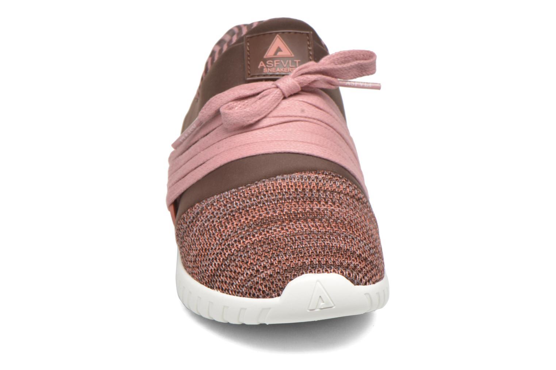 Baskets Asfvlt Area Low W Rose vue portées chaussures