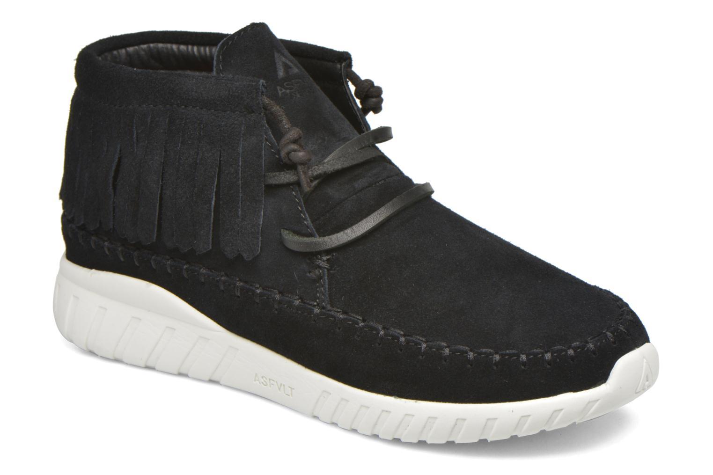 Zapatos cómodos (Marrón) y versátiles Asfvlt Apache (Marrón) cómodos - Deportivas en Más cómodo d0a574