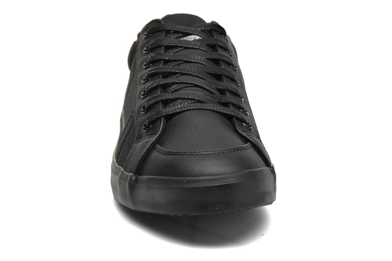 Baskets Redskins Sabar Noir vue portées chaussures