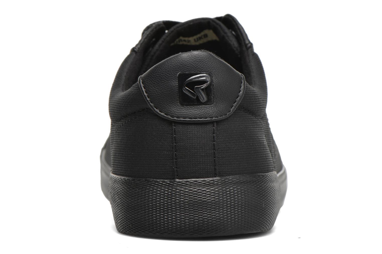 Sneakers Redskins Sabar Zwart rechts