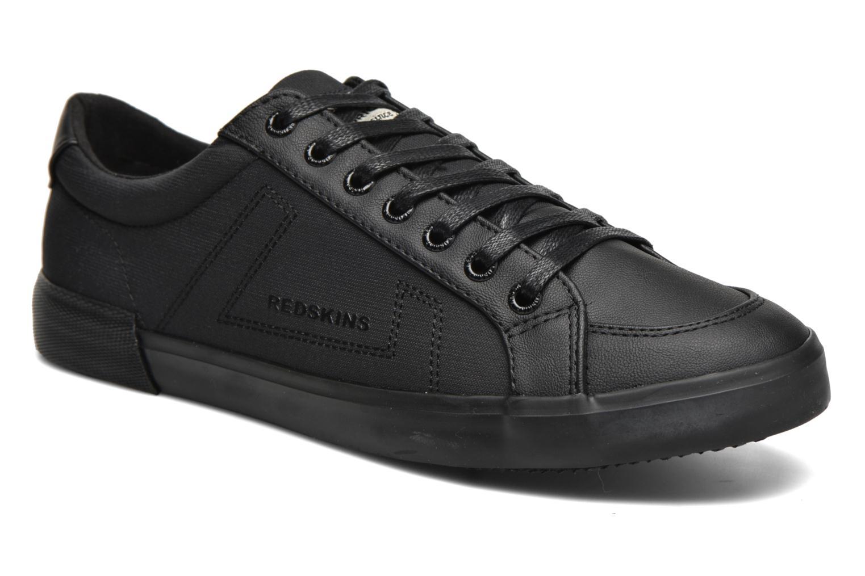 Sneakers Redskins Sabar Zwart detail