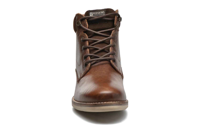 Boots Redskins Batex Brun bild av skorna på