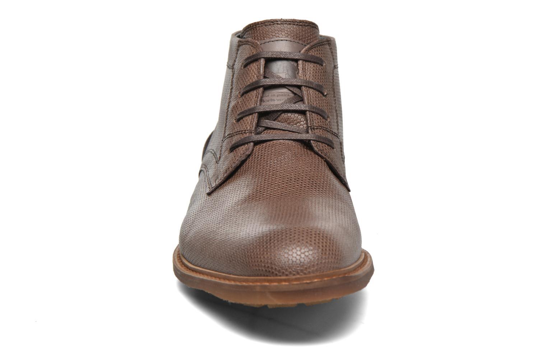 Bottines et boots Floris Van Bommel Baptiste II Marron vue portées chaussures