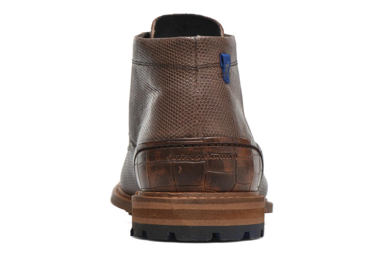 Bottines et boots Floris Van Bommel Baptiste II Marron vue droite
