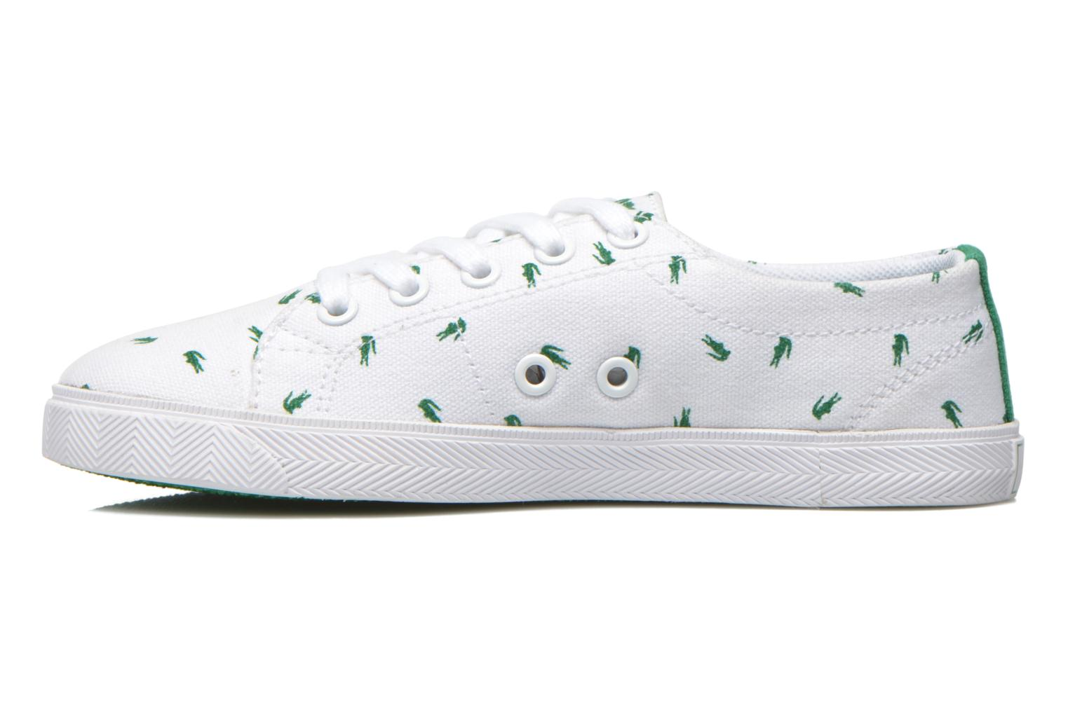 Baskets Lacoste Marcel Lace Up 116 1 SPC Blanc vue face