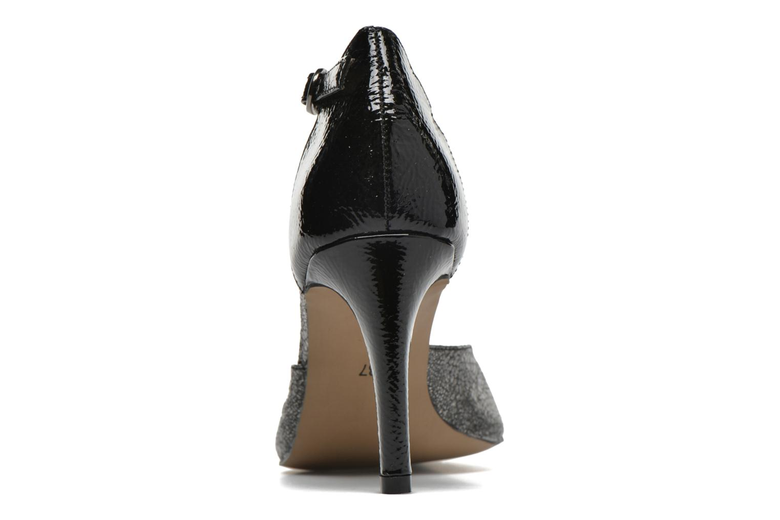 High heels Karston Pialin Black view from the right