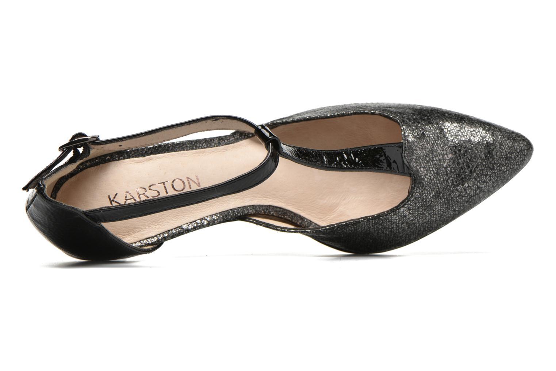 Escarpins Karston Pialin Noir vue gauche