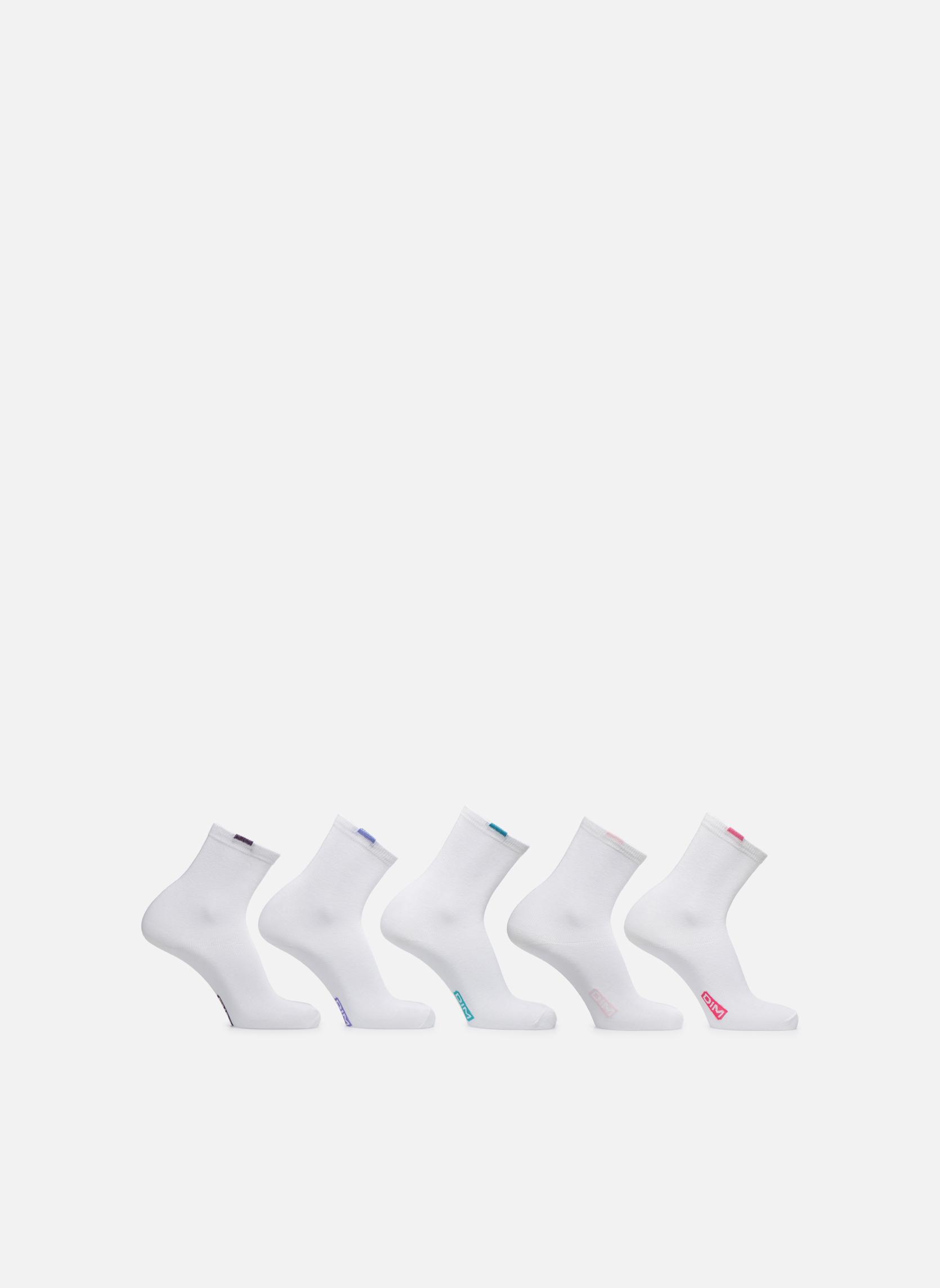 Socken & Strumpfhosen Accessoires Chaussettes EcoDimW Pack de 5