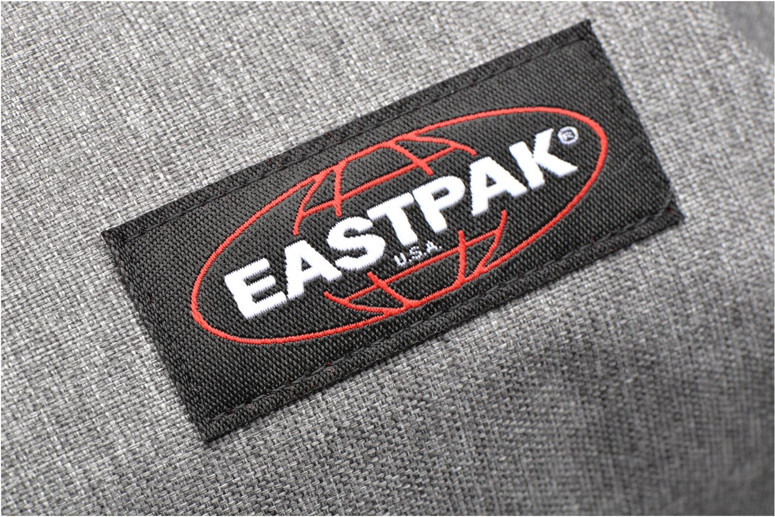 Rucksacks Eastpak PADDED PACK'R Sac à dos toile Grey view from the left